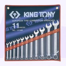 ชุดประแจแหวนข้างปากตาย 11 ตัวชุด,ขนาด 8-24 มิล