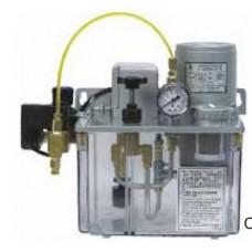 CEN24 ปั้มพ่นละอองน้ำมัน ระบบควบคุมการทำงานโดย PLC [ 25W ตัวถังเรซิ่น ขนาด 3 ลิตร ]