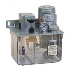 ปั้มจ่ายน้ำมันแบบต่อเนื่อง ระบบควบคุมโดย PLC ถัง 2-4 ลิตร