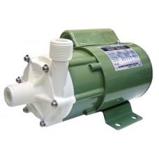"""ปั้มน้ำเคมี สำหรับเคมีและน้ำทะเล ระบบใบพัดขับเคลื่อนด้วยแม่เหล็ก 30W,100V,ท่อ 3/4"""""""