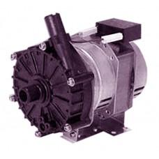 ปั้มน้ำเคมี สำหรับใช้กับน้ำร้อนและน้ำเย็น ระบบใบพัดขับเคลื่อนด้วยแม่เหล็ก 60 / 75W,100V,ท่อ 19 มิล